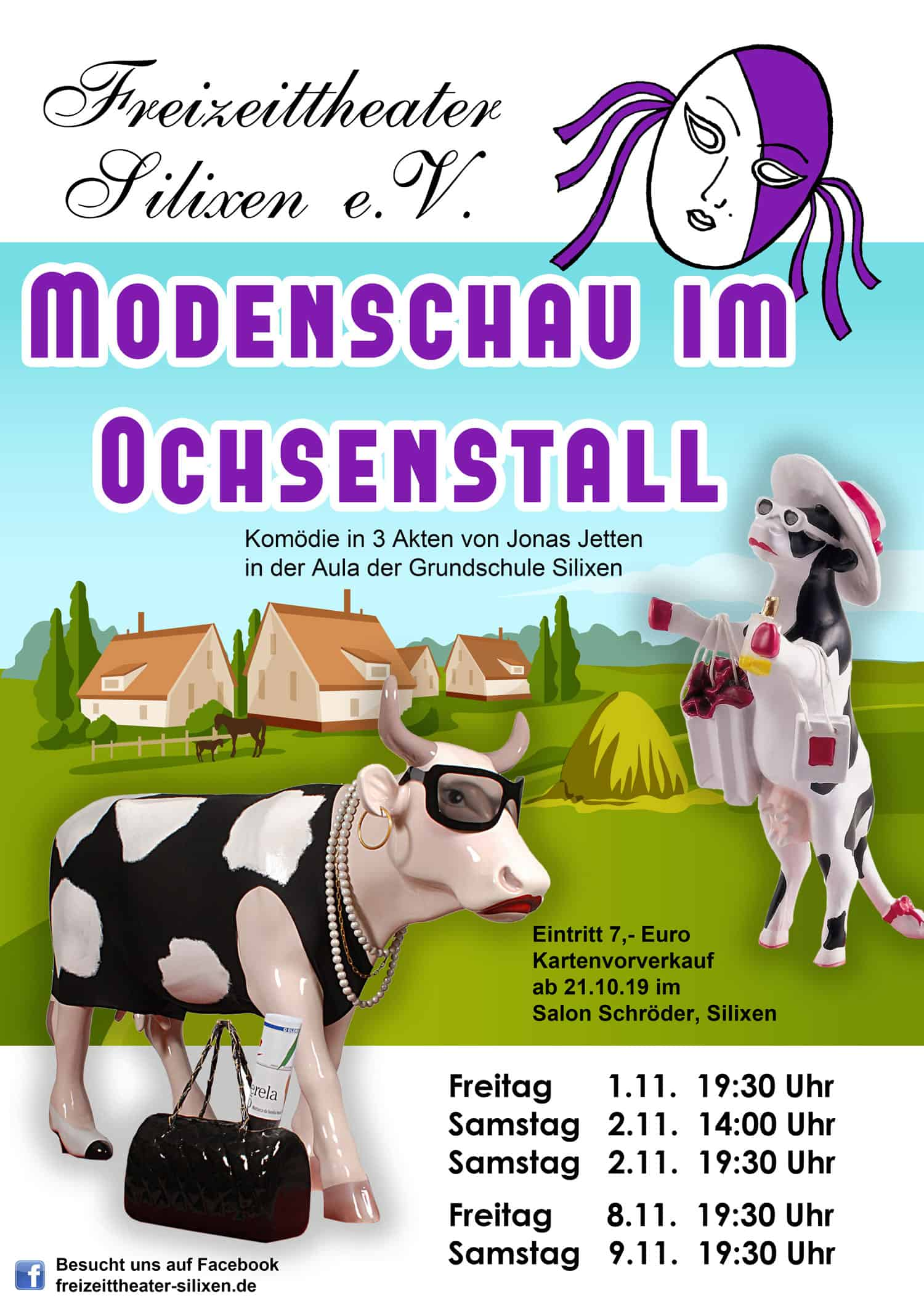 Modenschau im Ochsenstall
